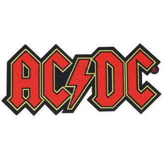obliž AC / DC - LOGO CUT-OUT - RAZAMATAZ - SP2832
