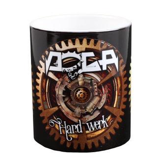 Šalica DOGA - logo-Hard Werk, NNM, Doga