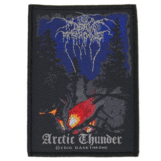 Našitek DARKTHRONE - ARCTIC THUNDER - RAZAMATAZ, RAZAMATAZ, Darkthrone