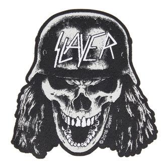 obliž SLAYER - VVEHRMACHT SKULL CUT OUT - RAZAMATAZ, RAZAMATAZ, Slayer