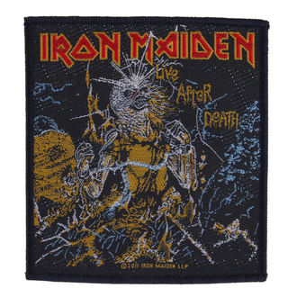 obliž IRON MAIDEN - LIVE AFTER DEATH - RAZAMATAZ, RAZAMATAZ, Iron Maiden