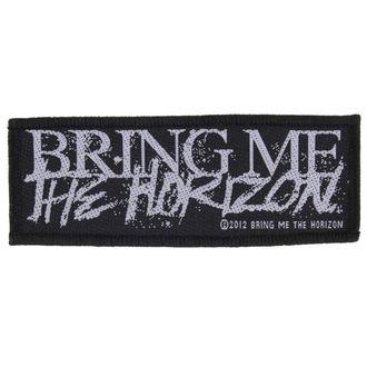 obliž BRING ME THE HORIZON - HORROR LOGO - RAZAMATAZ, RAZAMATAZ, Bring Me The Horizon