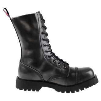 usnje čevlji moški - - NEVERMIND