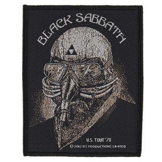 obliž BLACK SABBATH - US TOUR 78 - RAZAMATAZ, RAZAMATAZ, Black Sabbath