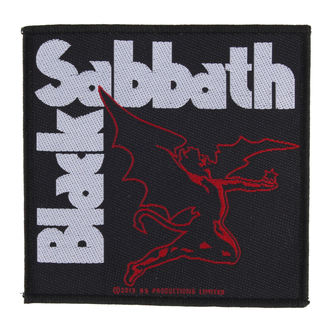 Našitek BLACK SABBATH - CREATURE - RAZAMATAZ, RAZAMATAZ, Black Sabbath