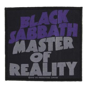 Našitek BLACK SABBATH - MASTER OF REALITY - RAZAMATAZ, RAZAMATAZ, Black Sabbath