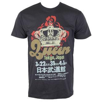 majica kovinski moški Queen - TOKYO,JAPAN - BRAVADO, BRAVADO, Queen