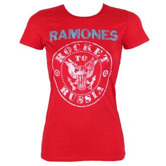 majica kovinski ženske Ramones - ROCKET RUSSIA - BRAVADO, BRAVADO, Ramones
