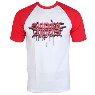Metal majica moški Suicidal Angels - Bloody Logo -, MASSACRE RECORDS, Suicidal Angels