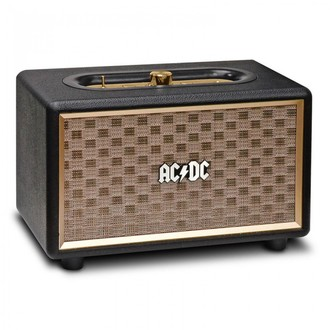 Zvočnik AC / DC - CLASSIC CL2 VINTAGE PORTABLE BLUETOOTH SPEAKER - BLACK, AC-DC