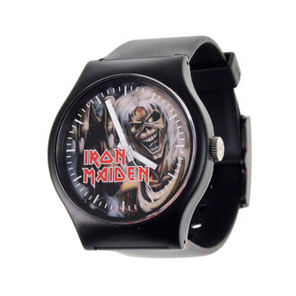 Ure Iron Maiden - Number of the Beast Watch - DISBURST, DISBURST, Iron Maiden