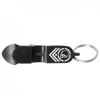 Ključ prstan (steklenica odpirač) METAL MULISHA - SHOTGUNNER - BLK, METAL MULISHA