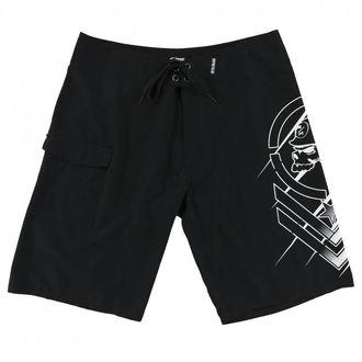 Kratke hlače moški (plavati kratke hlače) METAL MULISHA - DIRECT - BLK, METAL MULISHA
