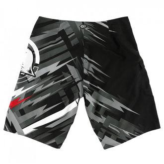 Kratke hlače moški (plavati kratke hlače) METAL MULISHA - SPARK - BLK, METAL MULISHA
