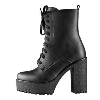 Ženski škornji z visoko peto - ALTERCORE, ALTERCORE