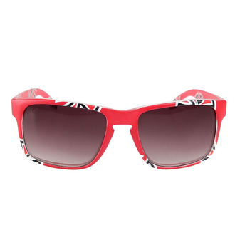 očala sonce INDEPENDENT - Cross / Bar Kardinal rdeča, INDEPENDENT