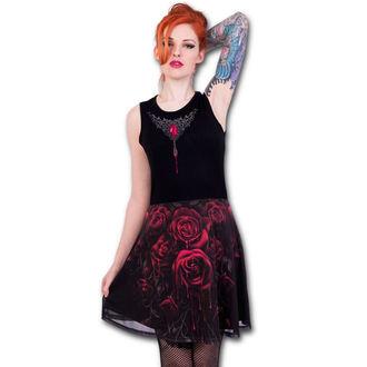 Obleka ženske (na vrh) SPIRAL - BLOOD ROSE AO, SPIRAL