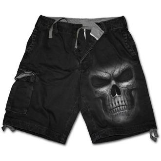 kratke hlače moški SPIRAL - SHADOW MASTER - Črno, SPIRAL