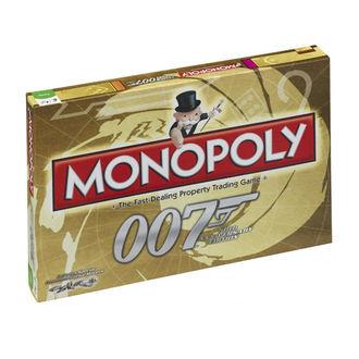 Odbor Igra 007 James Bond - Monopoly
