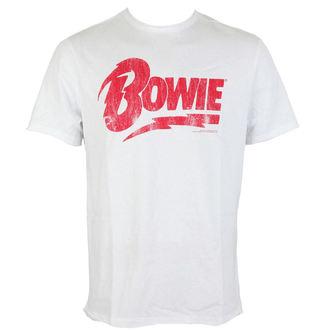 Metal majica moški David Bowie - DAVID BOWIE - AMPLIFIED, AMPLIFIED, David Bowie