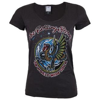 majica kovinski ženske Rolling Stones - ROLLING STONES - AMPLIFIED, AMPLIFIED, Rolling Stones