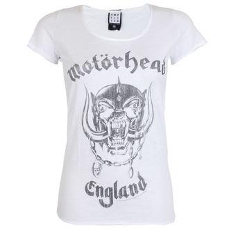 majica kovinski ženske Motörhead - MOTORHEAD - AMPLIFIED, AMPLIFIED, Motörhead