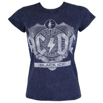 majica kovinski ženske AC-DC - Black Ice - ROCK OFF, ROCK OFF, AC-DC