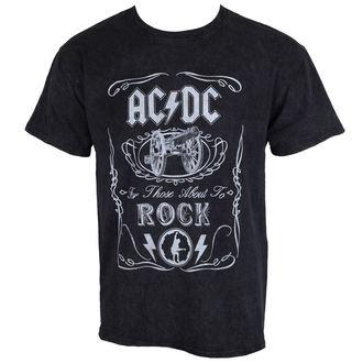 majica kovinski moški AC-DC - Cannon Swig - ROCK OFF, ROCK OFF, AC-DC