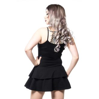 obleko ženske Heartless - MOMOKO - BLACK, HEARTLESS