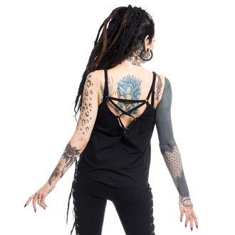Na vrh ženske HEARTLESS - ANTI LOVE - BLACK, HEARTLESS