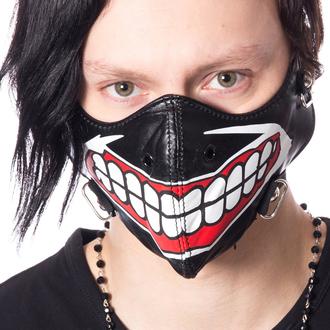 Maska POIZEN INDUSTRIJE - MUSCLE - BLACK, POIZEN INDUSTRIES