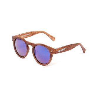 očala sonce MEATFLY - Lunaris - E - rjav / Les, MEATFLY