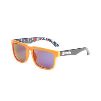 očala sonce MEATFLY - Blade - B - Oranžna / Črno, MEATFLY