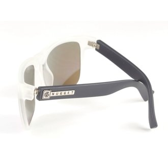 očala sonce NUGGET - Firestarter - D - Matt Počisti / Črno, NUGGET