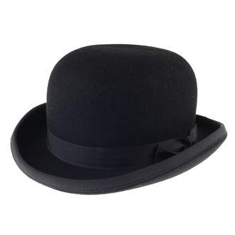 klobuk angleščina Bowler - Black, NNM