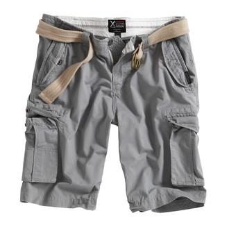 kratke hlače moški SURPLUS - XYLONTUM VINTAGE - GRAU, SURPLUS