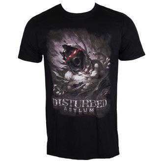 majica kovinski moški Disturbed - Asylum - ROCK OFF - DISTS01MB