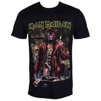 majica kovinski moški Iron Maiden - Stranger Sepia - ROCK OFF, ROCK OFF, Iron Maiden