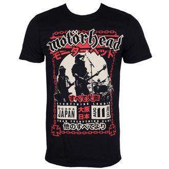 majica kovinski moški Motörhead - Loud in Osaka - ROCK OFF, ROCK OFF, Motörhead