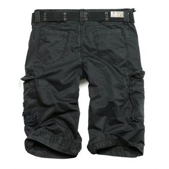 kratke hlače moški SURPLUS - ROYAL - BLACK, SURPLUS