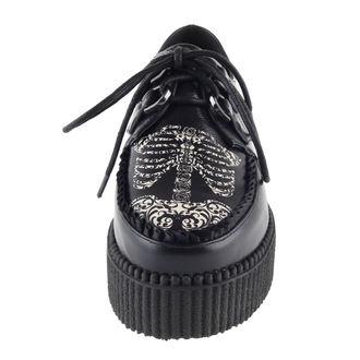 klin čevlji ženske - SKELETON - BANNED, BANNED