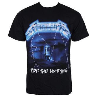 majica kovinski moški Metallica - Ride The Lightening - - RTMTL (NOVO) TSBRID