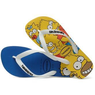 natikači unisex The Simpsons - SIMPSONS - HAVAIANAS, HAVAIANAS