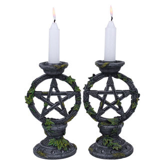 svečnik (nastavite) Wiccan Pentagram, NNM