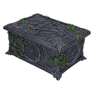 škatla (dekoracija) Wiccan Pentagram