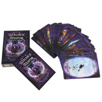 Tarot kartice Čarovnice Modrost, NNM
