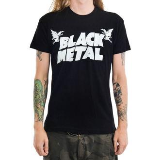 majica gotsko in punk moški - BLACK METAL - TOO FAST, TOO FAST
