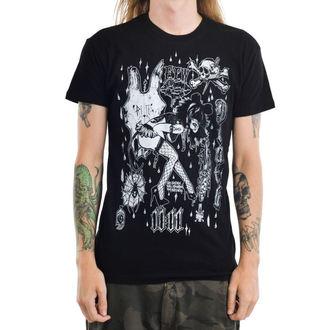 majica gotsko in punk moški - MOUSEY - TOO FAST, TOO FAST