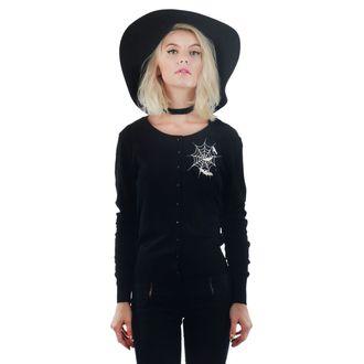 pulover ženske TOO FAST - BATS & WEBS, TOO FAST