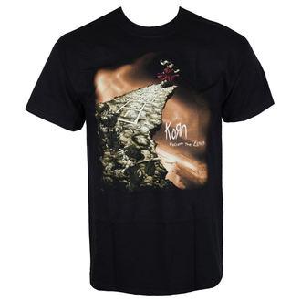 majica kovinski moški Korn - Follow The Leader -, Korn